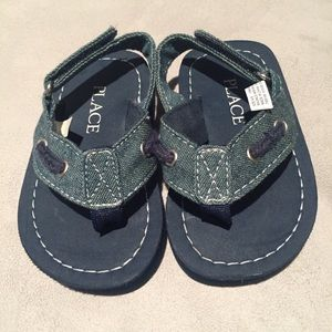 Children's place baby boy sandals